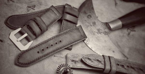 0561ea9ff0373 Handmade Uhrenbänder by CH Vintage Straps
